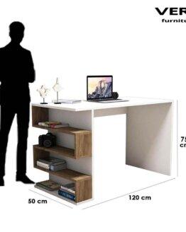 مكتب خشب